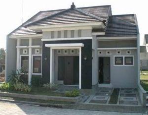 Desain Rumah Minimalis Futuristik - Rumah Minimalis