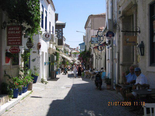 Alaçatı - Çeşme - İzmir