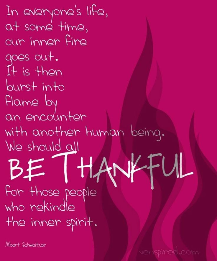 Be thankful quote via www.Venspired.com and www.Facebook.com/Venspired
