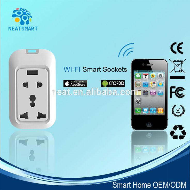 Wifi smart steckdose für Smart-Home-Automation, fernbedienung Wi-Fi smart plug-steckdose für smart home-elektrischer Stecker und Steckdose-Produkt ID:60015142264-german.alibaba.com