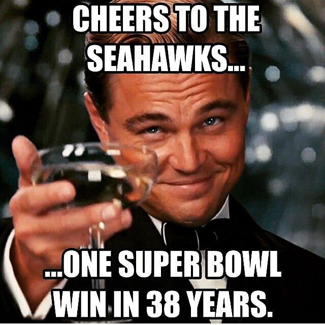 693263a3004b77dc656d43adb9c88306 sports memes nfl memes 24 best i hate the hawks images on pinterest hawks, nfl memes,Seahawks Meme