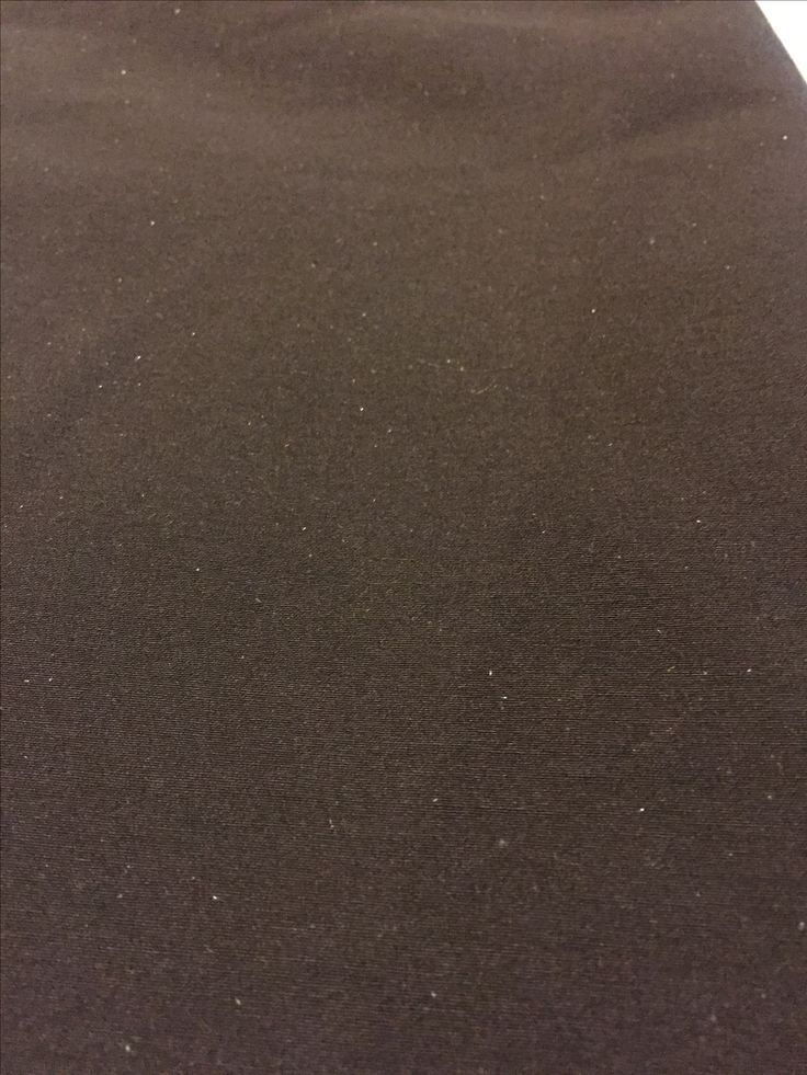 Dark chocolate bengaline 3 metres x 150cm