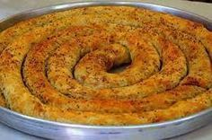 Kastamonu'nun Meşhur Cevizli Burmalı Çörek Tarifi - Resimli Kolay Yemek Tarifleri