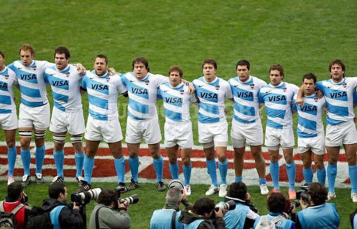 Rugby Championship 2012 . Debut de Los Pumas vs Sudafrica
