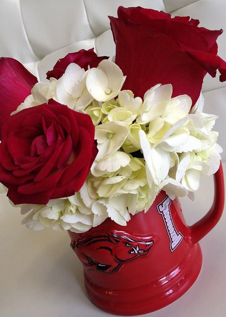 Graduation Flowers - Shirley's Flowers & Gifts, Inc., Rogers, Ark. by Flower Factor, via Flickr