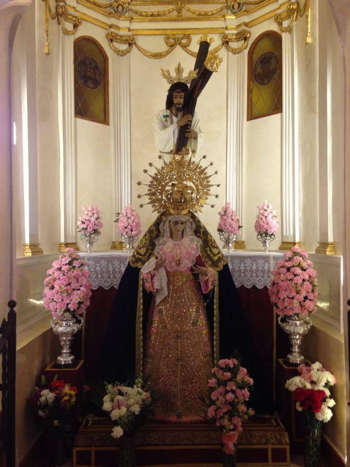 Pascua de Resurección, 2014. #ssantavelez14 #velezcofrade
