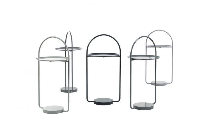 Мобильный и универсальный столик STORM был представлен на выставке Stockholm Furniture & Light Fair 2016. Идею создания стола Александр Лервик получил при возникновении необходимости легко и быстро передвинуть небольшой столик. Либо чтобы освободить пространство, или с другой целью, позволяющей быть гибким.