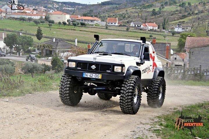 Nissan Patrol 38/12'50/16
