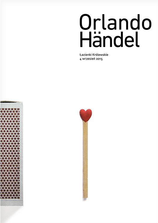 Orlando by Georg Friedrich Händel. Poster