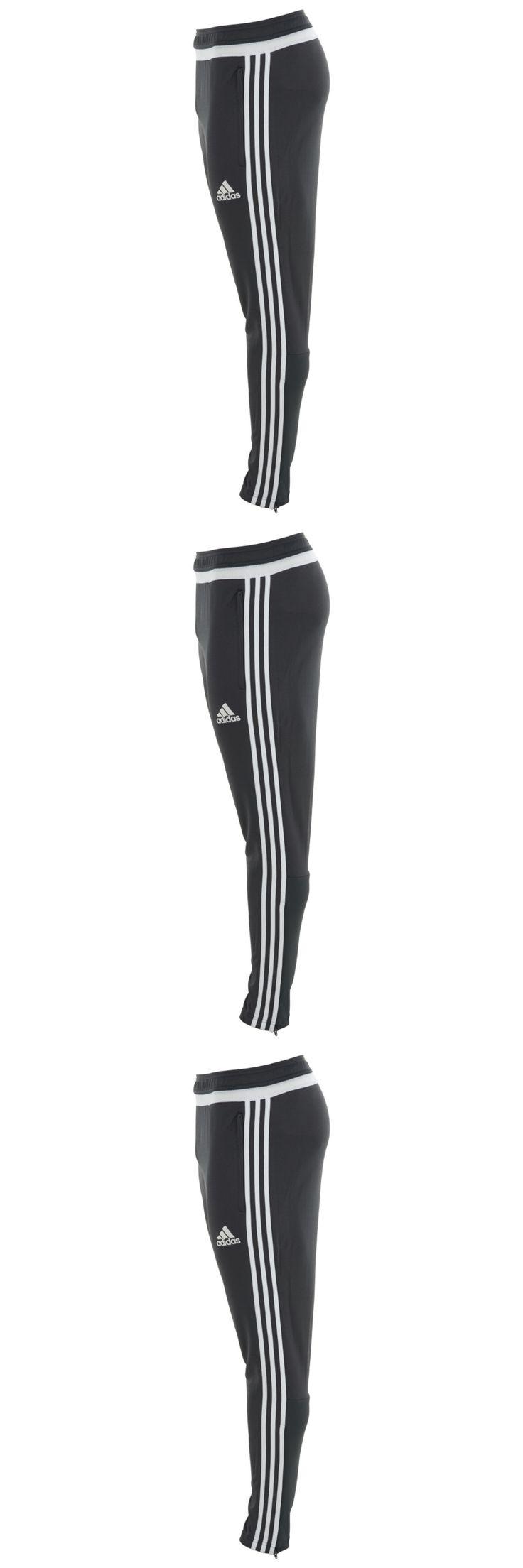 Men 123490: Adidas Mens Tiro 15 Training Pants (Grey White) S30155 -> BUY IT NOW ONLY: $33.99 on eBay!