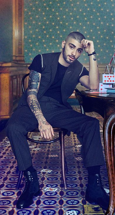 Zayn Malik Smolders On 'Billboard;' Talks New Album & Anxiety