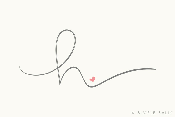 "Simple + Fun Designs | ""h"" is for Hanna Lane"