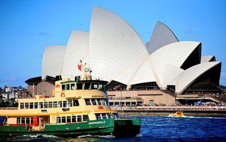 Calm my beating heart...: Dreams Places, Favorite Places, Australia Ideas, Sydney Australia, Ferris Sydneyharbour, Sydney Travel, Fun Places, Honeymoons Destinations, Dreams Destinations