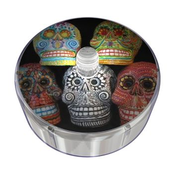Day of The Dead  Party Dot® Designs from  http://www.partydotsonline.com/index.html