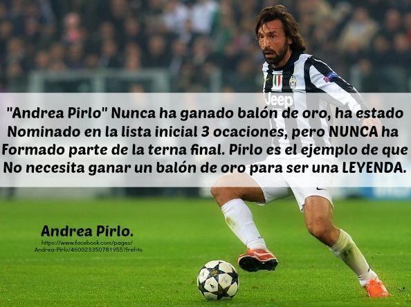 Andrea Pirlo #Respect