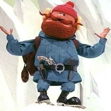 He is magnificent to behold | 12 Reasons Yukon Cornelius Is The Most Badass Christmas Character Of All Time