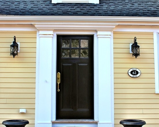 9 best pediments or crossheads images on pinterest for Exterior door pediment and pilasters