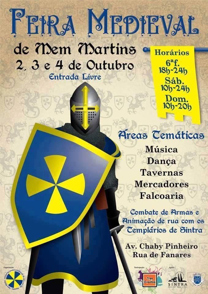 Feira Medieval de Mem Martins (Sintra, 2015)