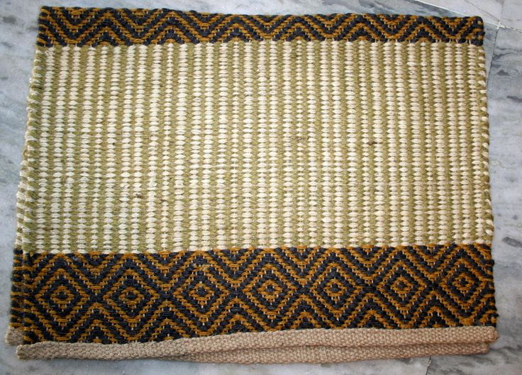 "Vintage Kilim Rug Door Mat Floor Mat Area Rug Home Decor Small Door Mat 24""x36"" #Turkish"