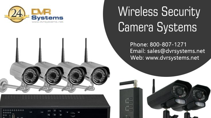 Wireless Security Camera Systems Many advantages exist to using a wireless security camera system@ http://goo.gl/mv5UMh #SecurityDVRRecorder, #IPCameras