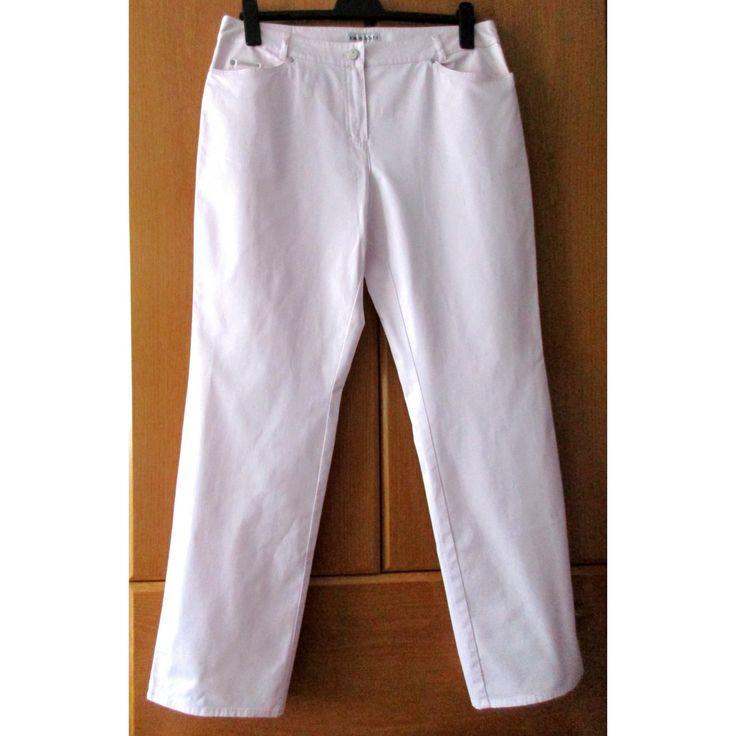 Schöne hellrosa Jeans APRIORI, Gr. 46, ungetragen (Leider passt die Hose nicht mehr), mit 1 Marken-Etikett + Ersatzknopf.