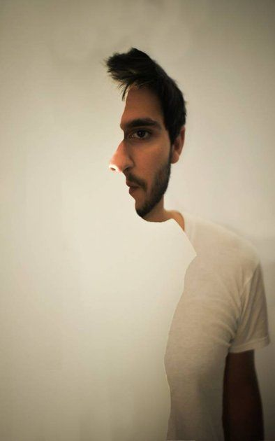 can you see it?: Turn, Optical Illusions, Faces, Stuff, Art, Funny, Pictures, Photography, Eye