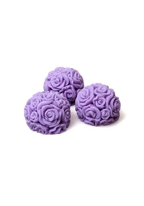 Roses balls set