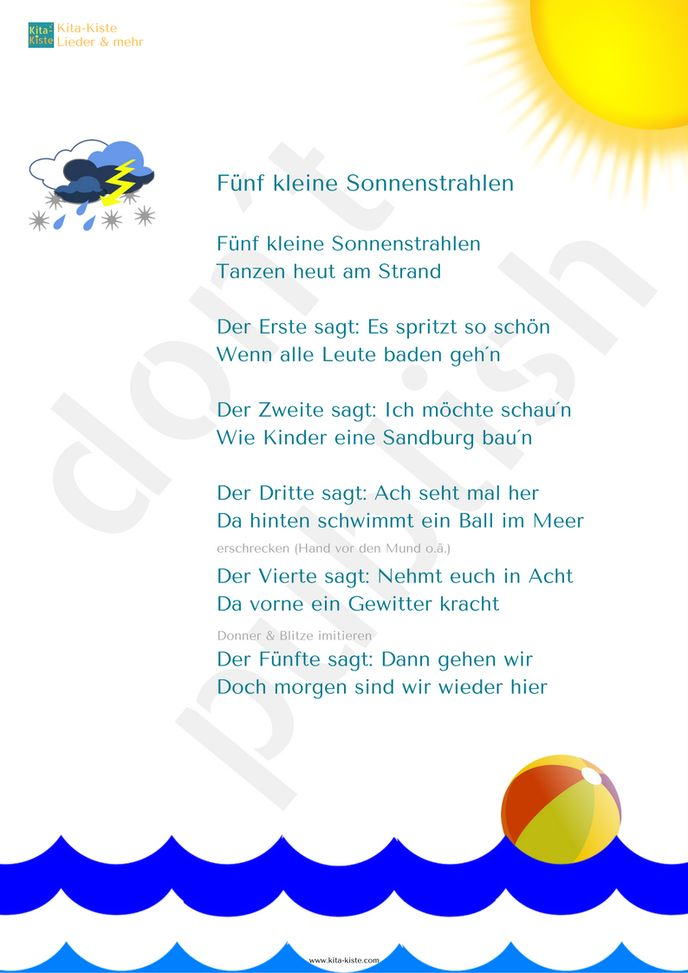 24 fingerspiele ebook reime und fingerspiele gedicht sommer kinder gedichte und. Black Bedroom Furniture Sets. Home Design Ideas