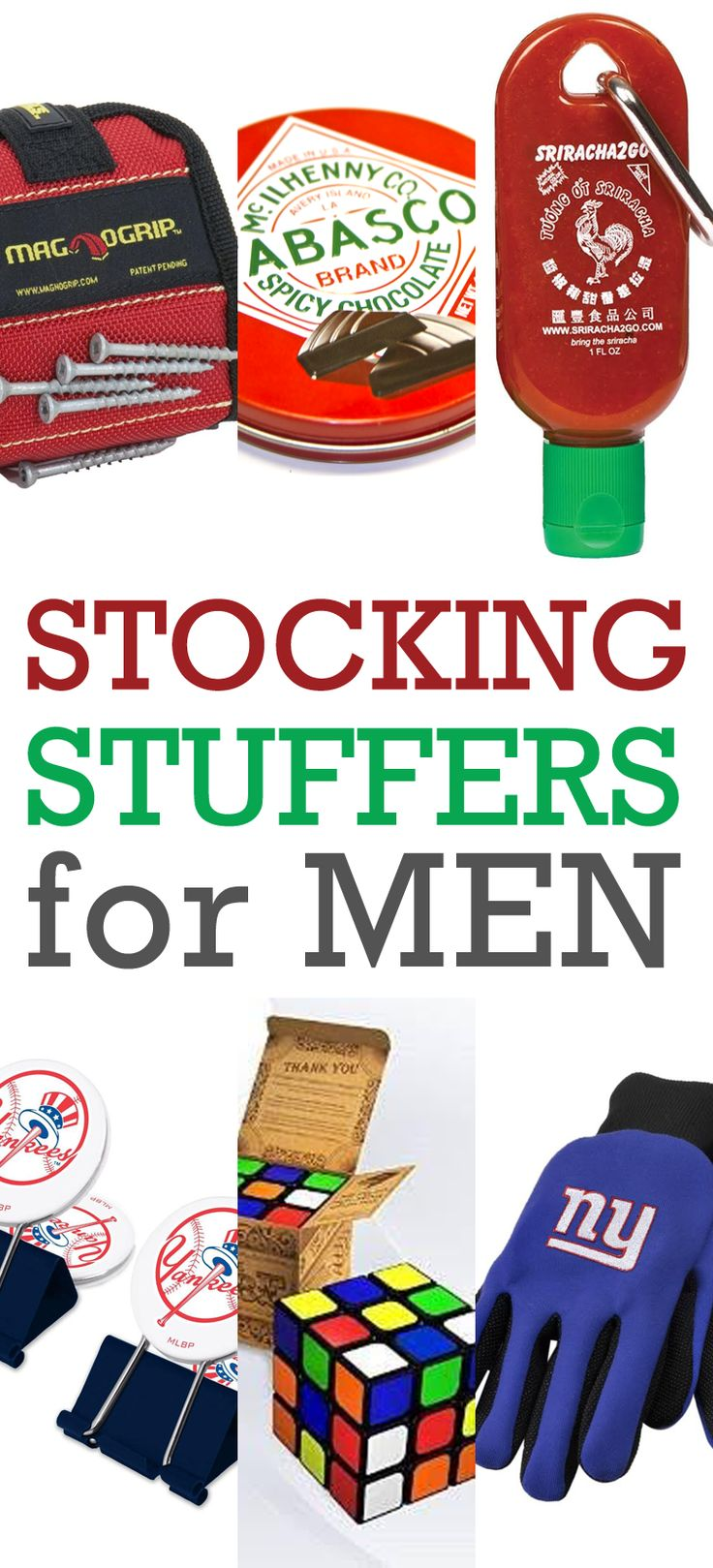 Stocking Stuffers for Men - The Cottage Market