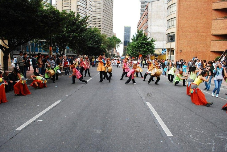 Banda Jipiyam y Rascapanilla. Foto cortersía del Festival de Teatro