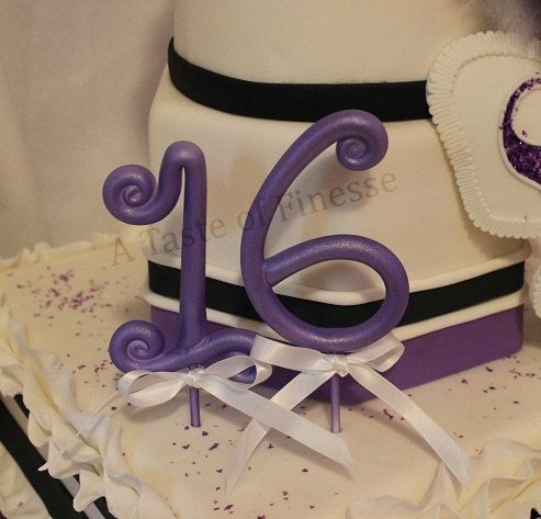Cake Decorations Letters And Numbers : Best 25+ Fondant numbers ideas on Pinterest Fondant ...