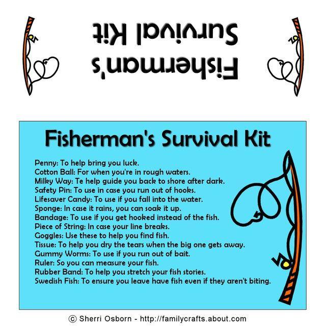 image funny survival kit - Google Search | survival kit ...