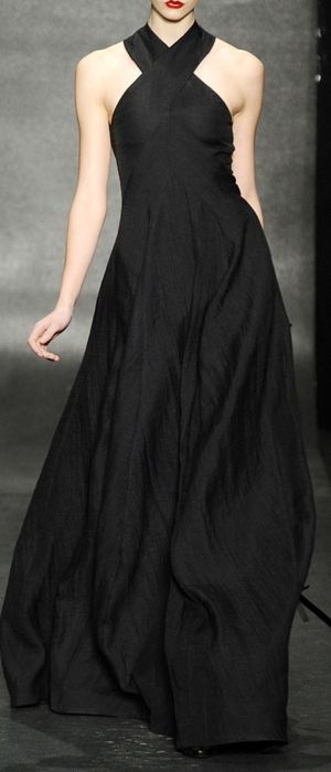Donna Karan - beautiful gown