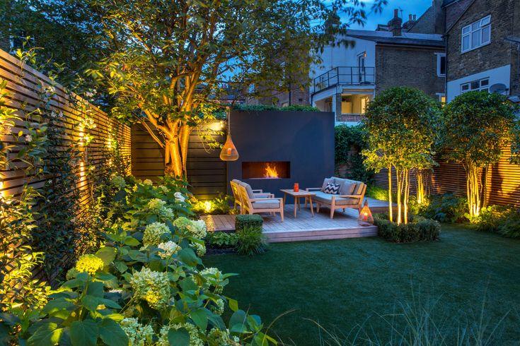 16 best Blumen, Garten u Co images on Pinterest Decks, Front - reihenhausgarten vorher nachher