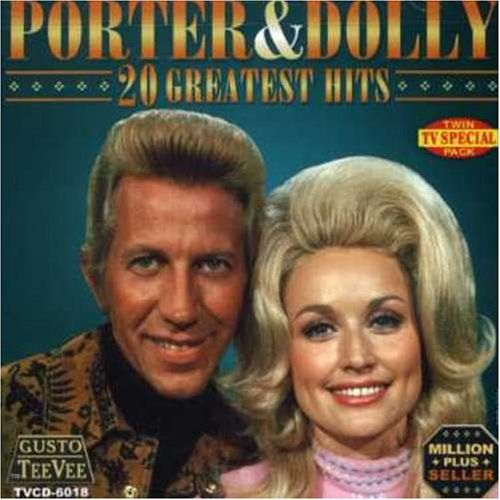 porter wagner | Buy Porter Wagoner & Dolly Parton - 20 Greatest Hits Audio CD | Price ...