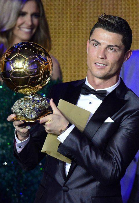 Cristiano Ronaldo es el hombre más en forma del mundo #men