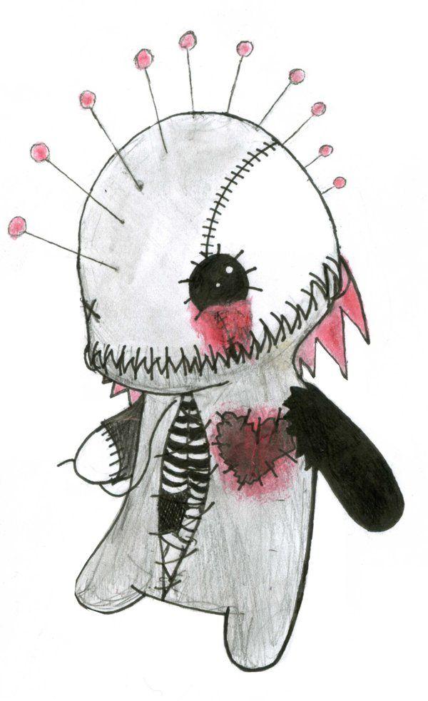 The Organ Voodoo by NaNaTheMangaCat