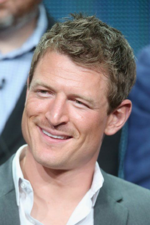 Philip Winchester at event of The Player (2015)