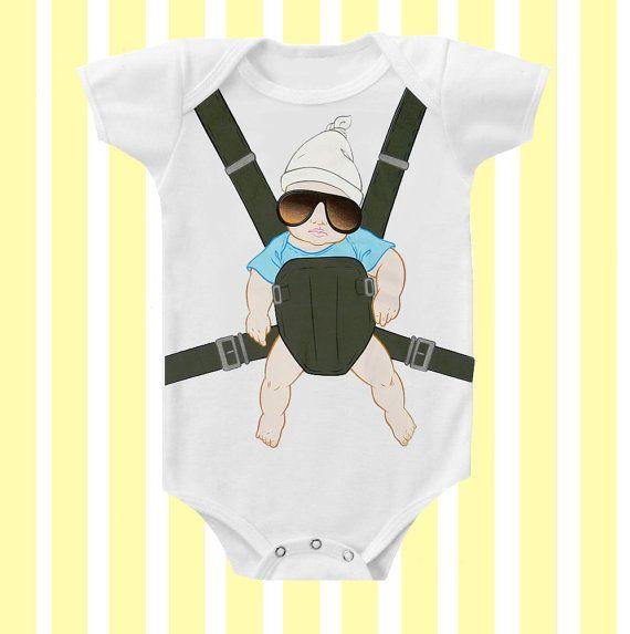 Baby Carlos Hangover Inspired  Baby  Bodysuit par Simplybabyshop, $14.95