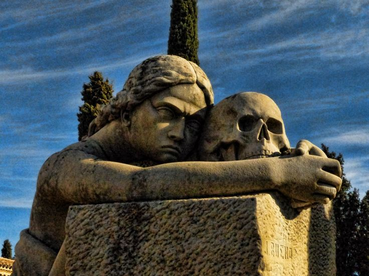 en el Cementerio de Zaragoza :: SENSACIONES VISUALES III