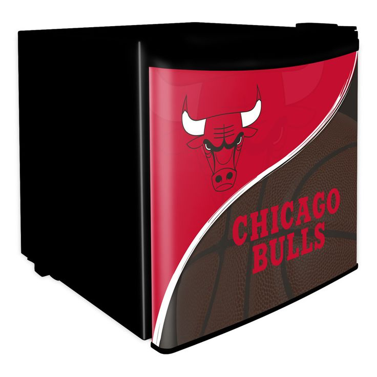 Chicago Bulls Dorm Room Mini Fridge Products