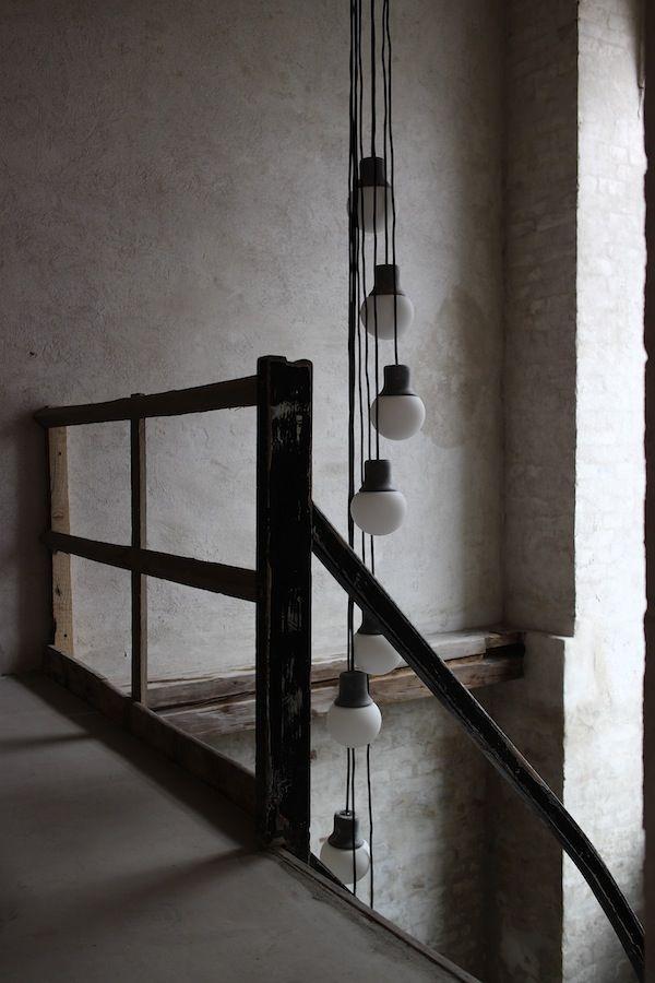 lampe treppe