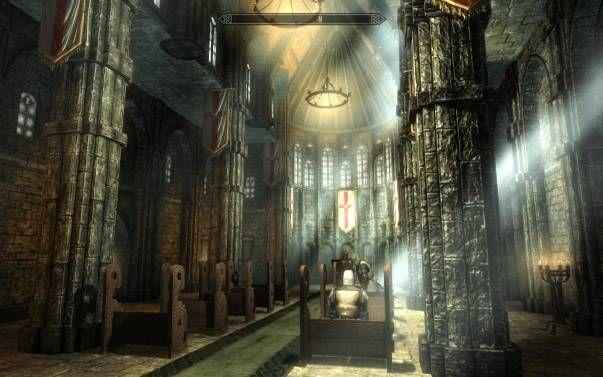 Templar Base Interior 1