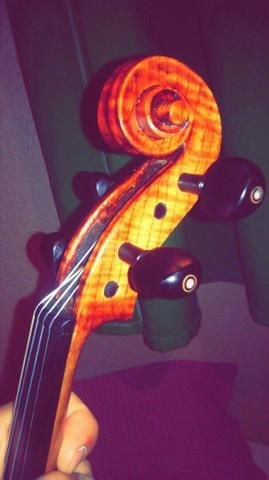 Violino EAGLE VK 644 HARMONIZADO E TODO REAJUSTADO POR LUTHIER