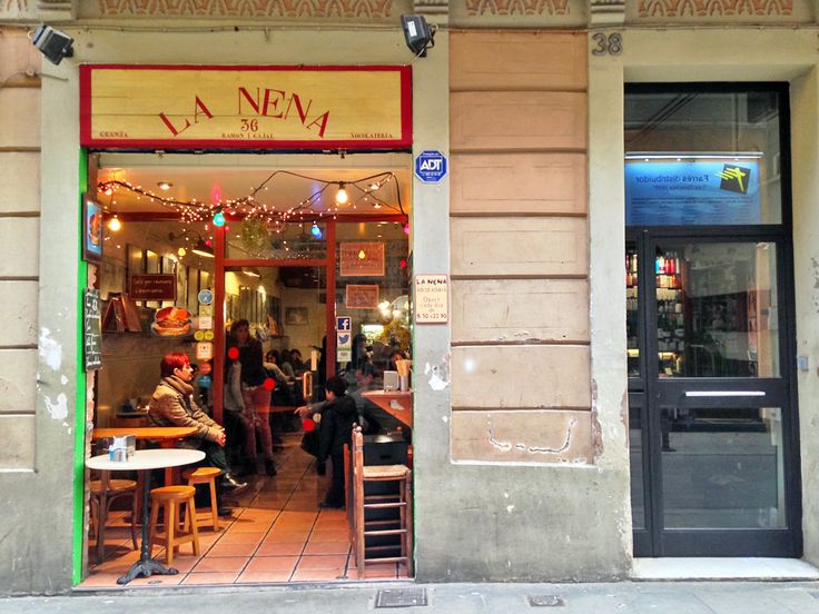 Barcelona's Gracia district is full of charming shops and restaurants. Here are 5 very cute cafes in Gracia, the coolest neighborhood in town.