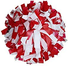 See how to make pom poms for your budding dancer or cheerleader. A great kids craft to inspire creativity & self expression and develop gross motor skills.