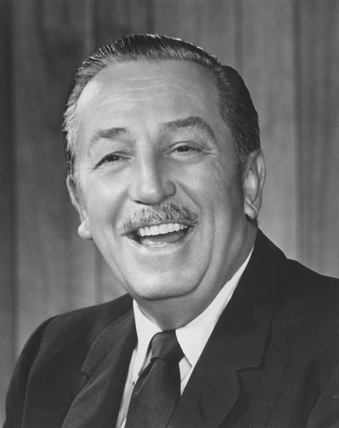Walt Disney-A passionate man with an amazing vision.