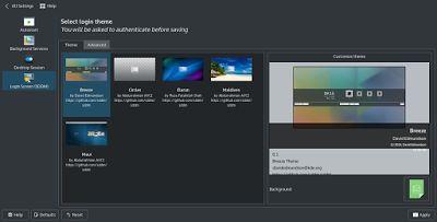 My Little Notes: Change Avatar In SDDM [KDE Plasma]
