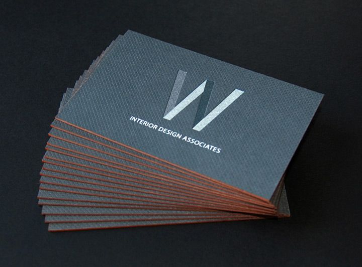 Websters Business Cards By Ponderosa Group