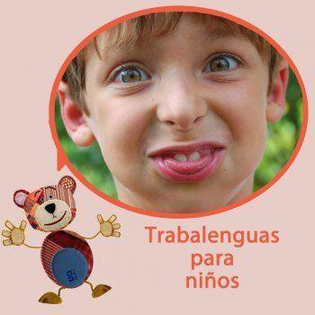 Juegos de palabras imposibles donde los animales son los protagonistas. Trabalenguas divertidos sobre animales para toda la familia. Juegos para mejorar la pronunciación, el vocabulario, la memoria y el lenguaje de los niños.